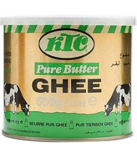 Masło Klarowane Ghee 500g KTC