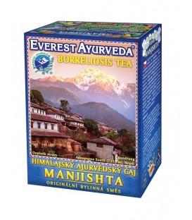 MANJISHTA - kleszcze i bolerioza 100g Everest Ayurveda