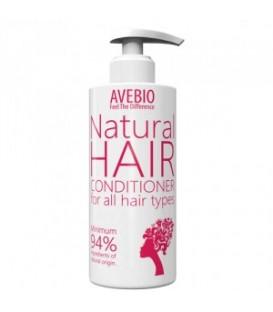 BIO Odżywka Do Włosów z Odżywczymi Olejkami 200 ml Avebio