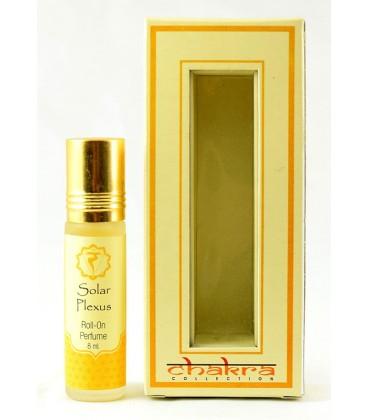 Olejek perfumowany na 3 czakrę SOLAR 8 ml Chakra Collection