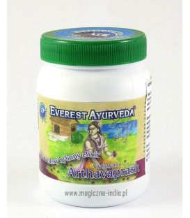 Pasta ARTHAVAPRASH 200 g Everest Ayurveda –  zdrowie i witalność kobiet