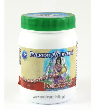 Pasta RAKTAPRASH 200g Everest Ayurveda - Krew i skóra