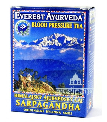 SARPAGANDHA Nadciśnienie tętnicze 100g Everest Ayurveda