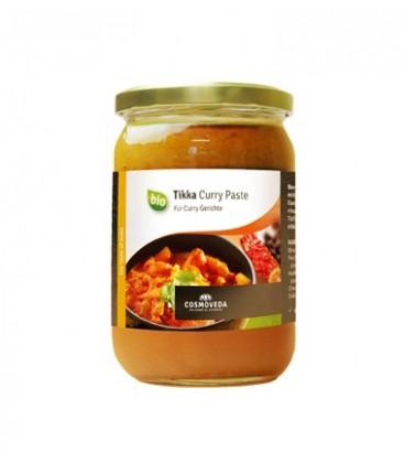 Pasta Tikka Curry 600g Cosmoveda BIO
