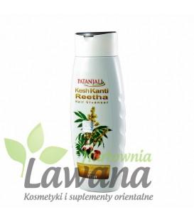 Wzmacniający Szampon Ajurwedyjski REETHA 200ml PATANJALI - dla włosów przetluszczających się