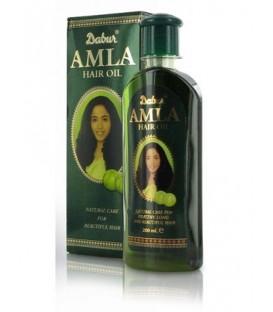 Olejek Amla Dabur do włosów ciemnych 200ml