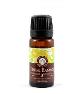 Olejek zapachowy z zakraplaczem, Świeży Bambus, Song of India, 10ml