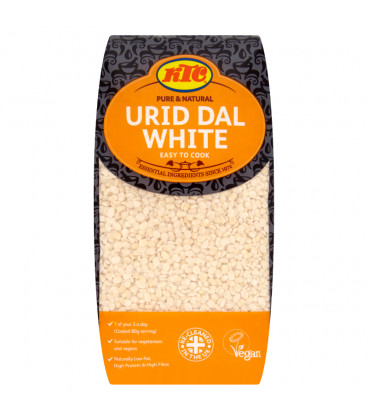 Urid Dal White 500g KTC