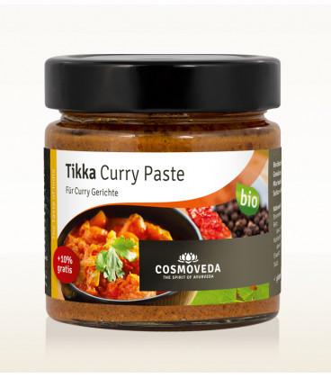 Pasta Tikka Curry 160g Cosmoveda BIO