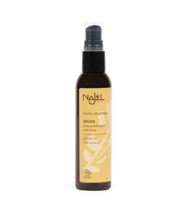 Organiczny Olej Arganowy 80ml Najel (Ecocert)