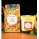 200 g. Little Pleasures Scented Candle in Glass Jar Ivory Musk